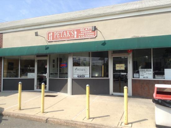 Petak's Glatt Kosher, Fair Lawn - Menu, Prices & Restaurant