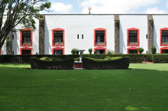 Mision San Gil: la hacienda hotel