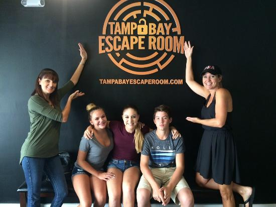 Tampa Bay Escape Room  Cleveland St Clearwater Fl