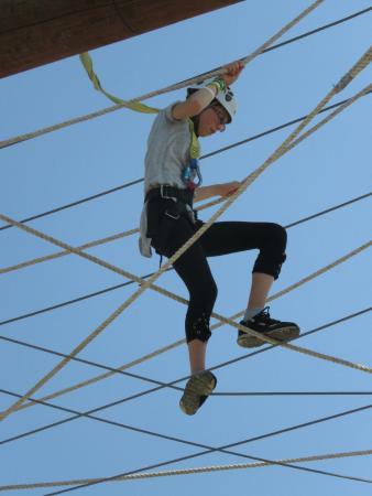 Adrenaline Adventures : Rope bridge
