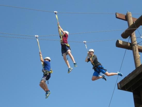 Adrenaline Adventures : Zip line