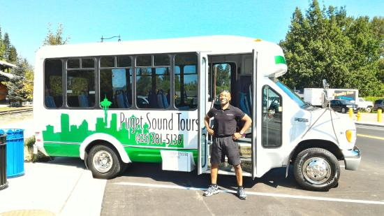 Puget Sound Tours