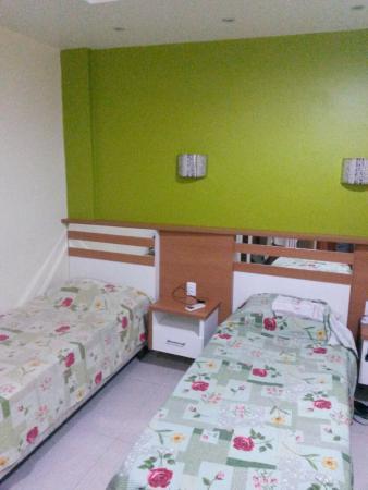 Hotel Beija Flor: Quarto