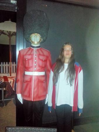 Wongawallan, Avustralya: Meeting the Queen