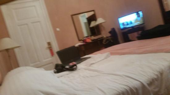 Pentelikon Hotel: Room