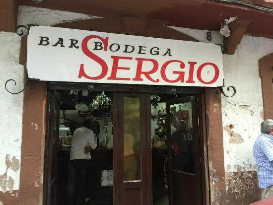 Bodega Sergio