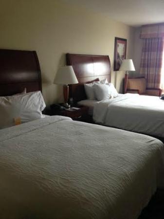 nice beds picture of hilton garden inn savannah midtown savannah rh tripadvisor com