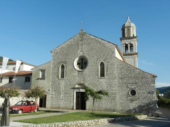 St. Francis Friary and Church on the Island of Cres