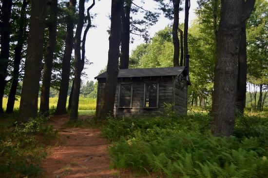 Steepletop: The poet Edna St. Vincent Millay's writing cabin