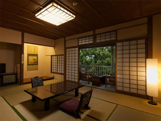 Yumei Hotel: 雲仙の豊かな自然を満喫できる和室