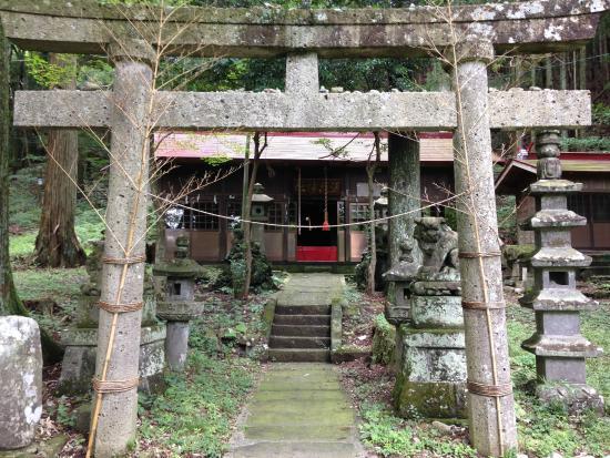 Itamuro Onsen Shrine