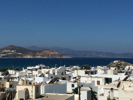 Oniro Studios: View from the rooftop