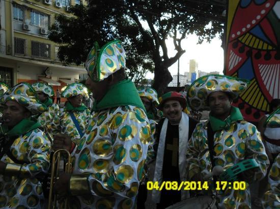 Recife Antigo: gente