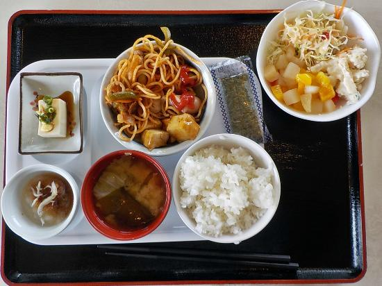 Hotel Sky Court Narita: 朝食
