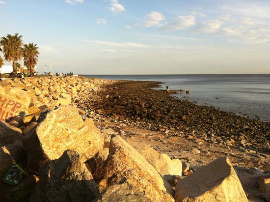Rambla de Montevideo: Final de Tarde