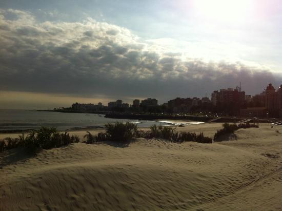 Rambla de Montevideo: Linda Vista...