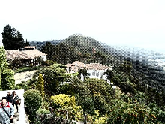 foto cerro monserrate: