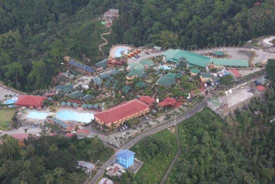Mataas Na Kahoy, الفلبين: aerial view