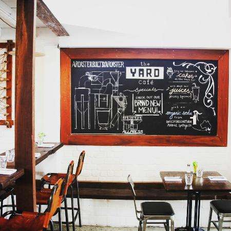 The Yard Cafe