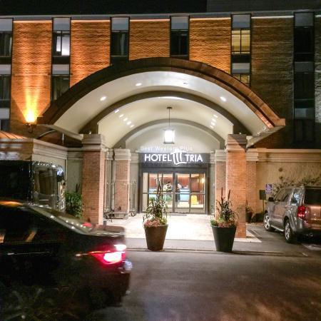 BEST WESTERN PLUS Hotel Tria: Nice hotel and friendly staff.
