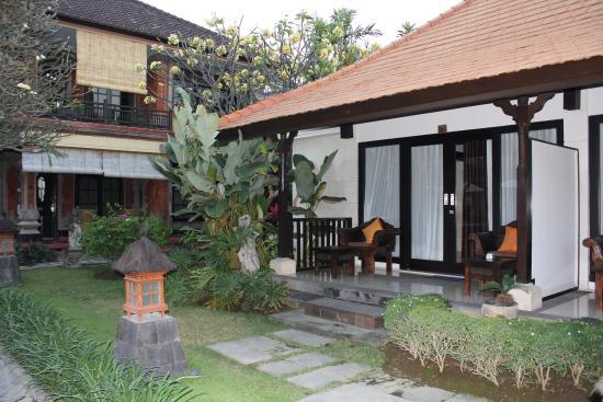 Taman Agung Hotel: Deluxe room