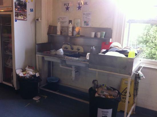 Arthouse Hostel: Cuisine au petit déjeuner