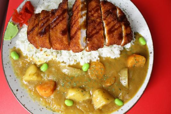 Kawaii Japanese Curry Restaurant