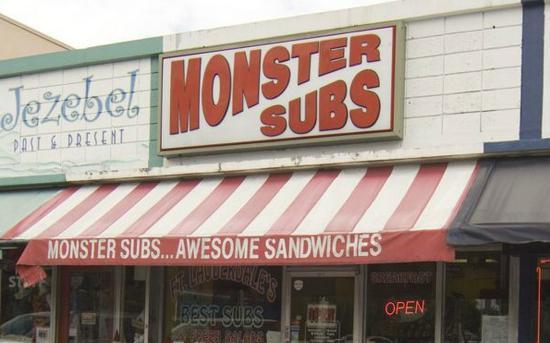 Monster Subs - the original