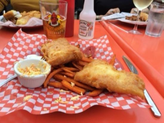 Brits Fish and Chips: Simply Delicious