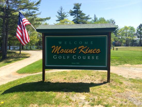 Rockwood, ME: Mount Kineo Golf Course