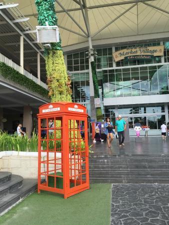 G Hua Hin Resort & Mall: 4 mins walk to Hua Hin Village Market