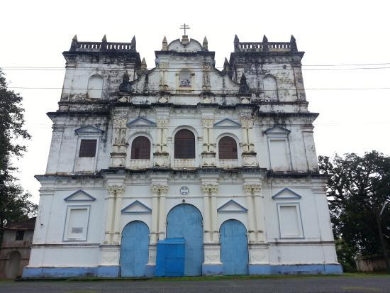 Divar Island: Church