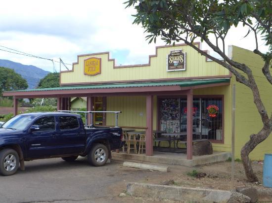 Storto's Deli & Sandwich Shop : お店の外観