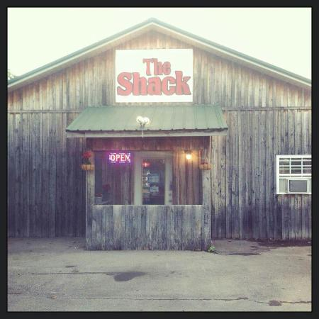 Camden, TN: The Shack