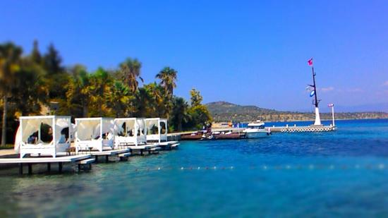 Kalem Adasi Oliviera Resort: Sakinliğin adresi