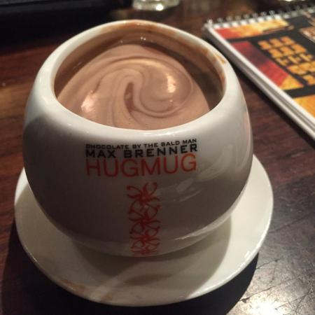 Chocolate by the Bald Man, Max Brenner