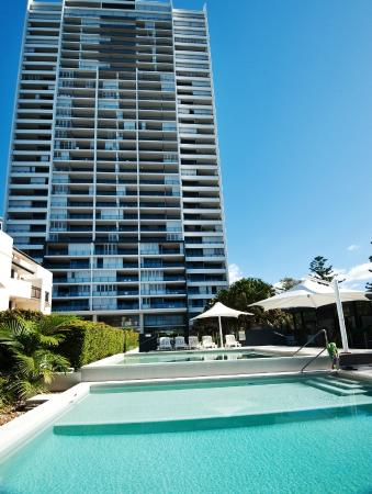 Ultra Broadbeach: Resort Pool