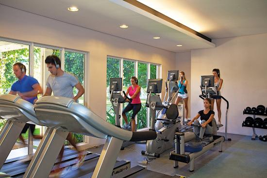 Sugar Beach Golf & Spa Resort: Gym