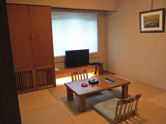 Hakuba Hifumi: 部屋