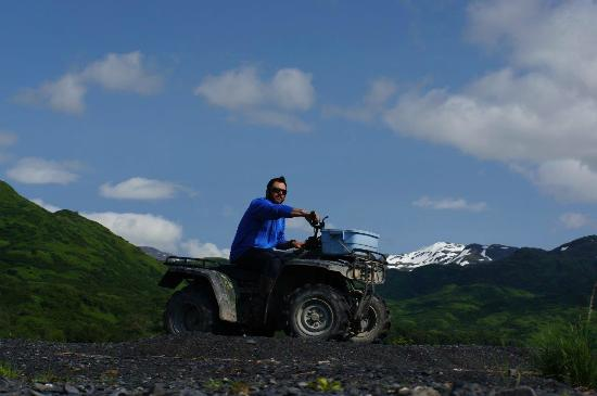 Saltery Lake Lodge Guide: Mike Patten