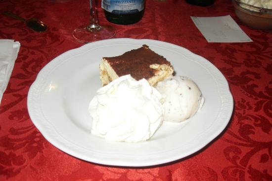 Sport Hotel Olimpo: Dessert