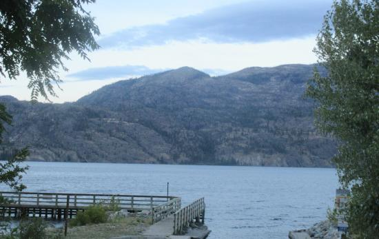 Okanagan Lake Provincial Park, Summerland, Okanagan Valley, BC