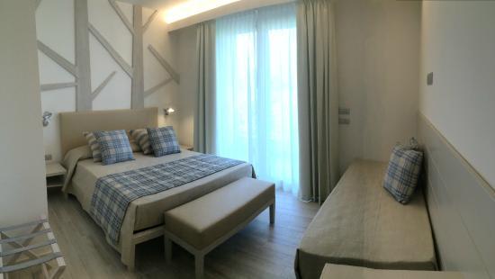 Hotel Residence La Ventola : Camera Tripla Superior