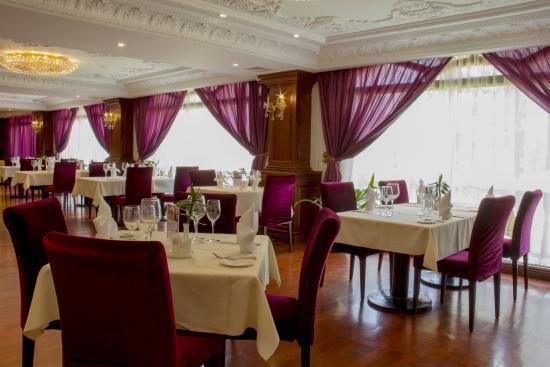 Regency Angkor Hotel: Restaurant