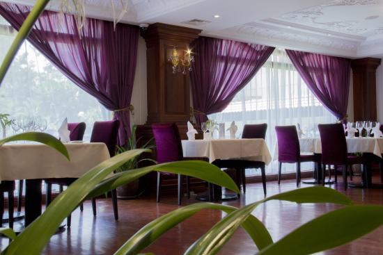 Regency Angkor Hotel : Restaurant