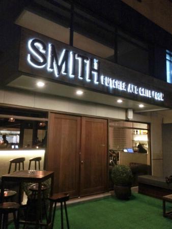 Smith Butcher And Grill Room Makati Menu