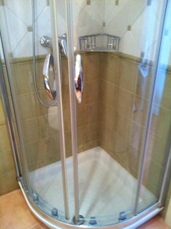 Hotel Gametxo: La ducha