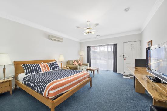 Comfort Inn The International: Deluxe Spa Room