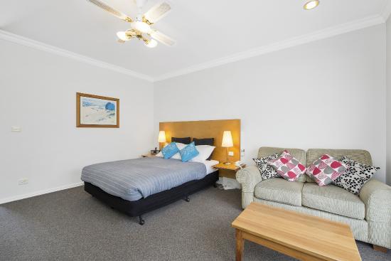 Comfort Inn The International: Double Room