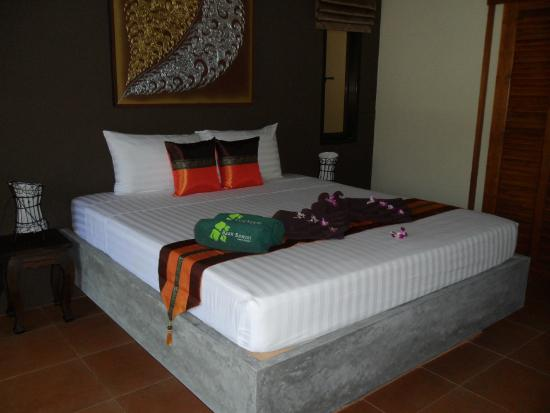 Baan Sawan Samui Resort: chambre double